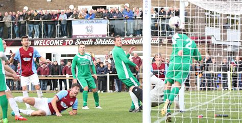 Fa Vase Betting by South Shields Fc South Shields 2 0 Marske Mariners Into