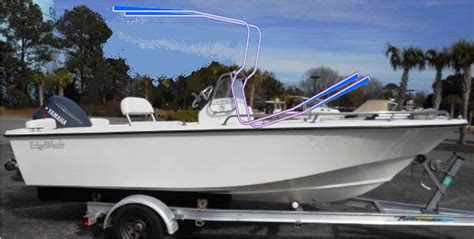 scout boats vs key west shadow folding t top kit images from rnr marine