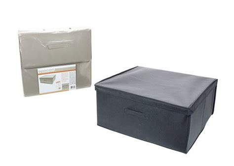 in collapsible storage box spaceo medium sized collapsible storage box shop your