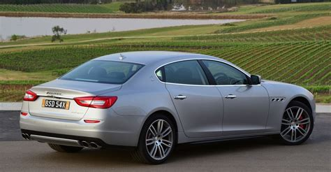 How Much Is A Maserati Quattroporte by 2016 Maserati Quattroporte Review Caradvice
