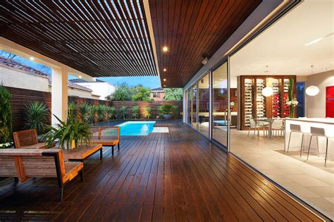 Patio Designs Melbourne Ddb Design Exteriors Pools Contemporary Deck Melbourne By Ddb Design Development