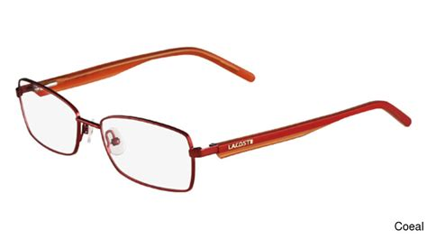 buy lacoste eyewear l2144 frame prescription eyeglasses