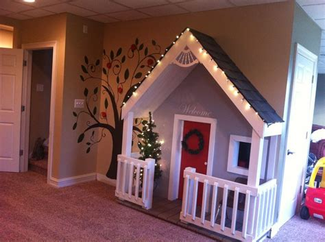 indoor playhouse indoor playhouse how awesome is this indoor kid