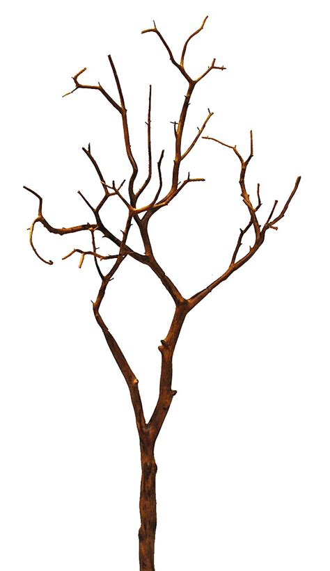 faux tree branches faux manzinita branch brown bendable 39 inch buy now