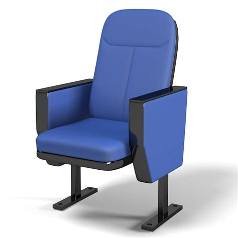 Auditorium Chair 3d Model Free by Stadium Vip Seat 3d Max