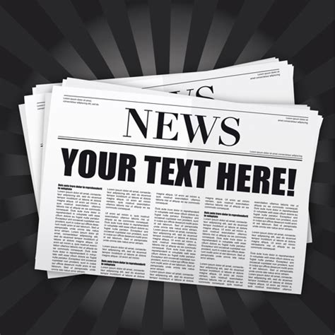 newspaper paper print 183 free vector graphic on pixabay newspaper vector free vector 152 free vector for commercial use format ai eps cdr