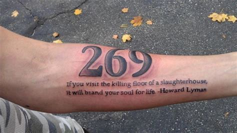 42 good bad and questionable tattoos for vegans an