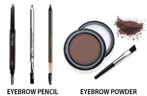 7 Things To Do With Your Eyebrows by How To Fill Eyebrows With Eyebrow Pencil Powder Tutorial