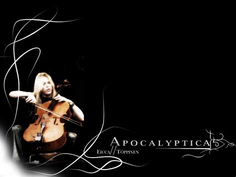 Home Wall by Apocalyptica