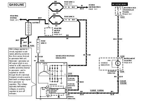 1999 ford f250 alternator wiring diagram autos post