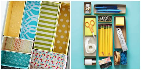 How To Make Drawer Dividers At Home by 50 Back To School Ideas The Chic Site