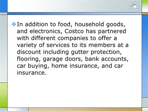 Costco Home Insurance costco auto insurance