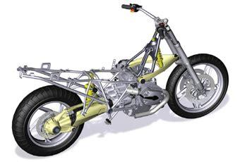 Motorrad Gabel Optimieren by Bmw Motorrad Technology In Detail Suspension Telelever
