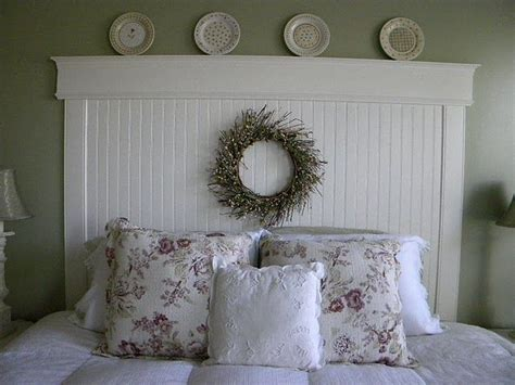 beadboard headboard diy beadboard headboard just don t think i d put plates up