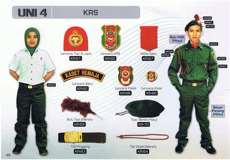 kadet remaja sekolah malaysia