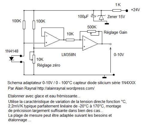 diode 1n4148 utilisation espace perso de alain un site utilisant