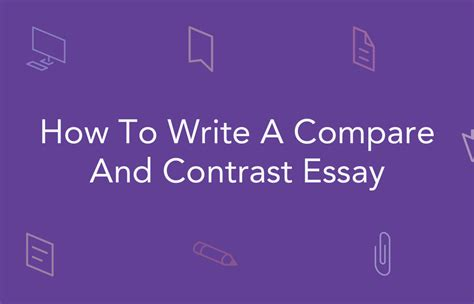 how to write a comparative research paper how to write a comparative research essay udgereport463