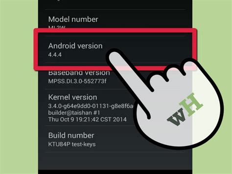 check my android how to check what android version you 4 steps