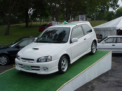 Toyota Starlet Fuel Economy Toyota Starlet History Photos On Better Parts Ltd