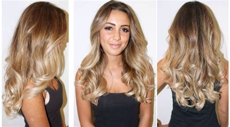 pictures of dirty blonde hair with ombre dirty blonde ombr 233 perfect hair makeup pinterest