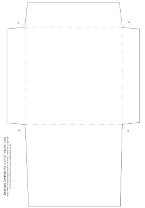 free printable square envelope template mel stz over 100 envelope templates and tutorials