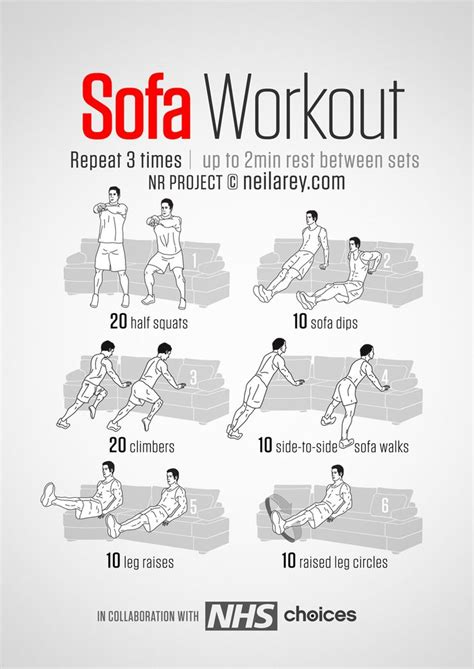 sofa exercises 1000 images about sport on pinterest spiderman