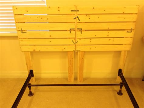 diy how to make a size headboard plans free