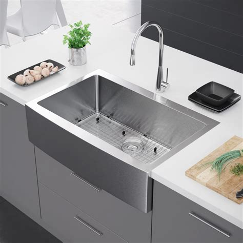22 inch farmhouse sink exclusive heritage 33 x 22 single bowl stainless steel