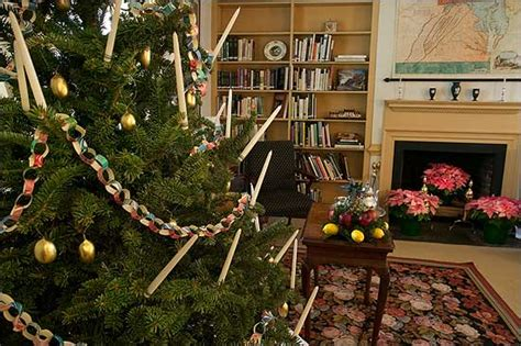 tradition christmas trees the confederacy and colonial