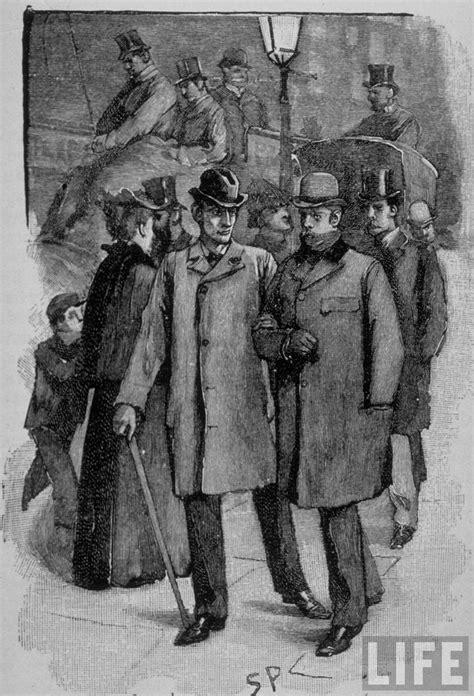 Sherlock Holmes/John Watson (original canon) art by Sidney