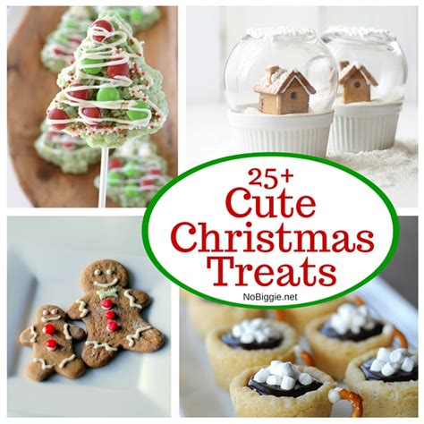 15 cutest holiday treats on pinterest holiday treat 25 cute christmas treats nobiggie