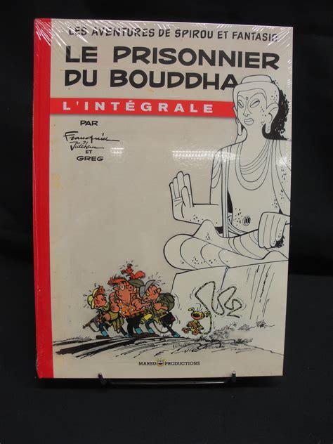 Spirou Amp Fantasio Le Prisonnier Du Bouddha L Int 233 Grale
