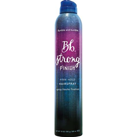 Bumble And Bumble Strength Holding Spray by Bumble And Bumble Strong Finish Firm Hold Hairspray