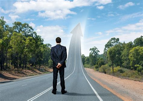 Resumes Of Job Seekers by Concept Of The Road To Success