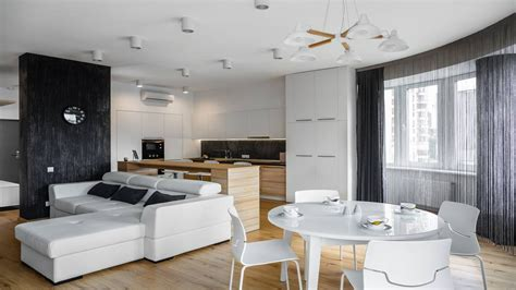 modern apartment decor living room