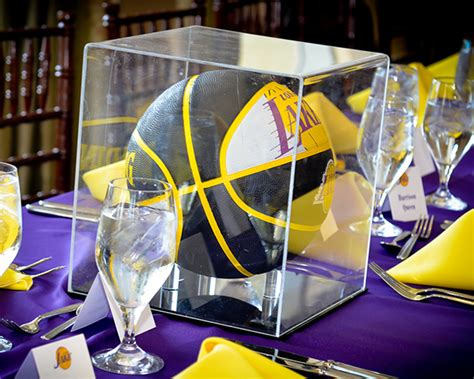 bar mitzvah centerpieces basketball bar mitzvah basketball theme ideas