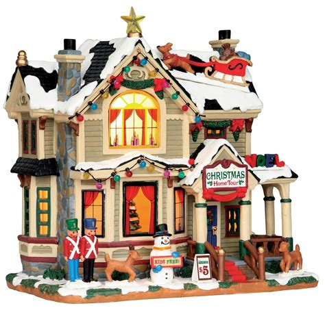 lemax christmas home tour sku 55932 released in 2015 as