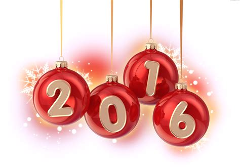 images of christmas new year 2016 year 2016 christmas balls psdgraphics