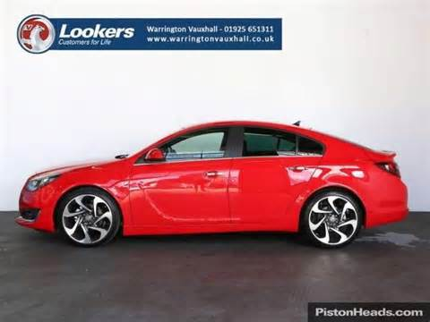 Vauxhall Insignia Vx Line Used Vauxhall Insignia Cars For Sale With Pistonheads