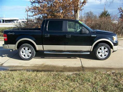 2007 ford f150 lariat 4x4 for sale 2007 ford f 150 lariat 4dr supercrew 4x4 styleside 5 5 ft