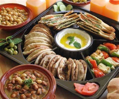 cuisine liban lebanese food bow