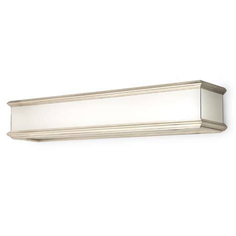 Valance Lighting Fixtures Valance Lighting Fixtures Polished Stainless 24 Inch Valance Light Fixture Paul Decorative