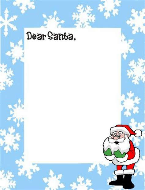 Diabetesaliciousness 169 2007 2017 Dear Santa Dear Santa Letter Template
