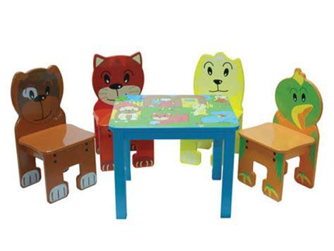mesa con sillas infantiles silla y mesa infantil imagui