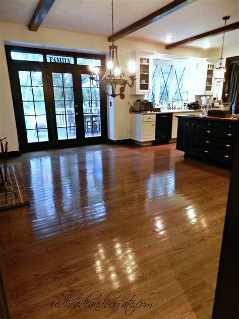 10 Floors A Day - no sanding non toxic wood floor refinishing can