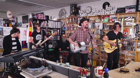 Npr Small Desk Drive By Truckers Perform Npr Tiny Desk Concert