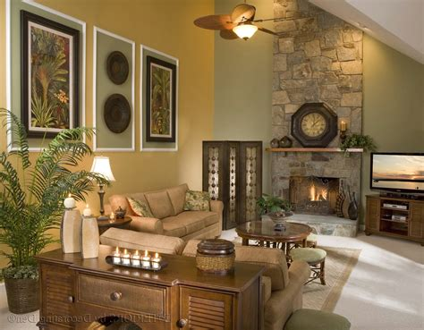 vaulted ceiling wall decor home design idea