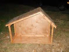 Nativity stable outdoor nativity and stables on pinterest