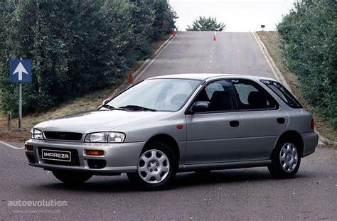 toyota subaru 1998 subaru impreza wagon specs 1998 1999 2000 autoevolution