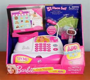 Designing A Kitchen Online go shopping with the barbie app rific cash register from